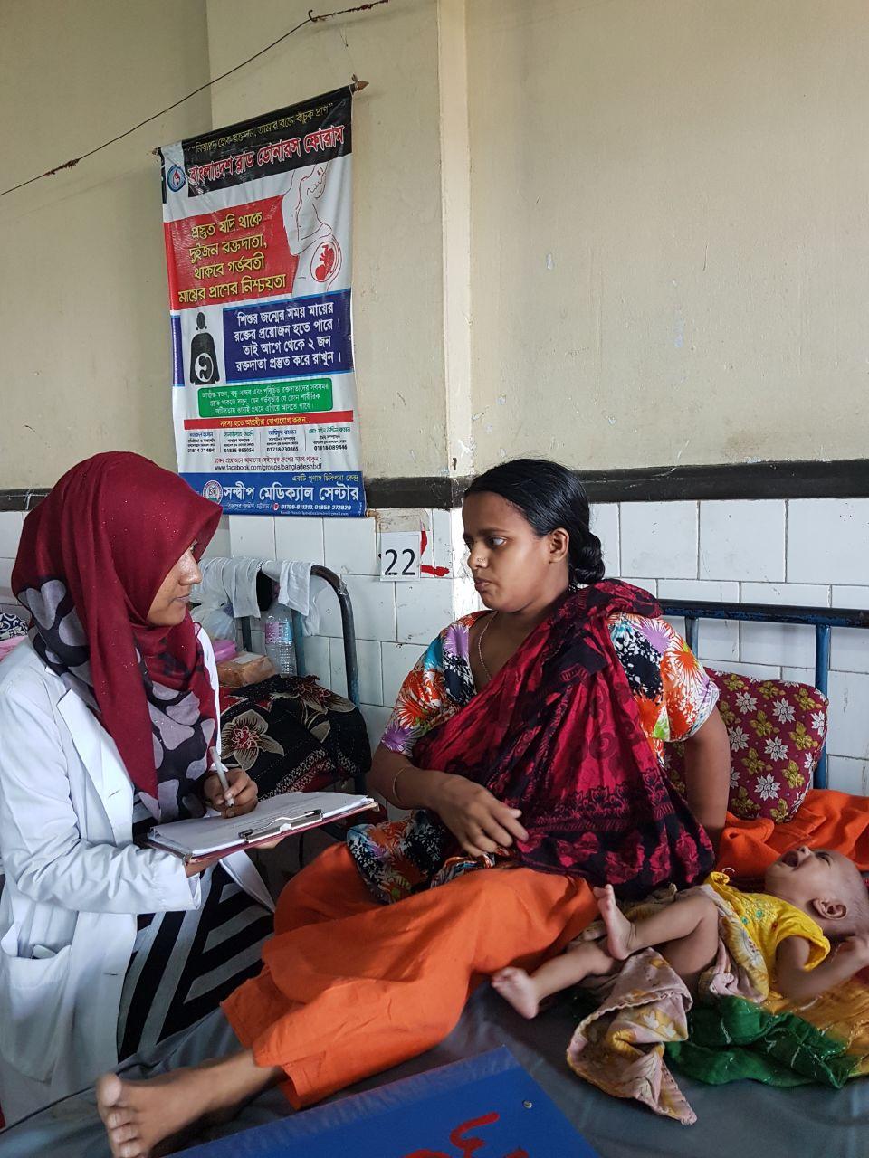 Shakeenah-at-work-in-Bangladesh